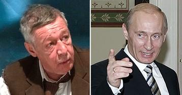 Ефремов высказался о Путине и о том, что попал в тюрьму из-за мести властей