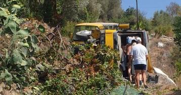 Генконсульство: 11 россиян пострадали в аварии в Турции