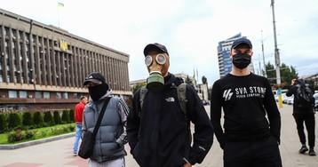 Маю право дихати: тысячи запорожцев вышли на экологический митинг, ФОТО, ВИДЕО