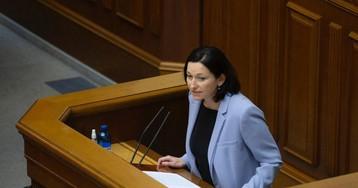 """Нардеп Констанкевич рассказала всю правду об """"интимной"""" переписке, за которой ее застукали в Раде (видео)"""
