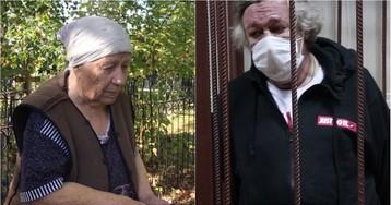 Мать Сергея Захарова простила Михаила Ефремова у могилы сына