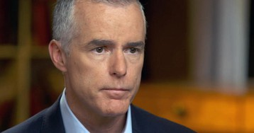 "Andrew McCabe: The full ""60 Minutes"" interview"