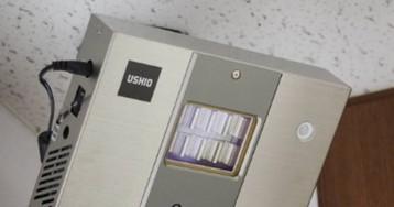 В Японии появилась первая в мире лампа против коронавируса