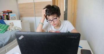 Карантин в Украине: школьники рискуют остаться без оценок