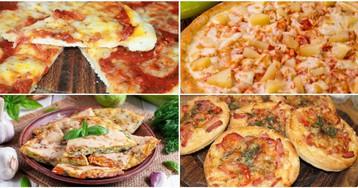 7 рецептов приготовления пиццы