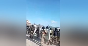 Силовики разогнали протестующих против стройки дагестанцев