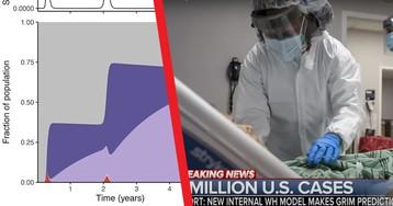 Ученые из Принстона опубликовали сценарии пандемии ковида на 5 лет вперед