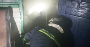 В Запорожской области из-за неосторожного курения случился пожар: погиб владелец дома, - ФОТО