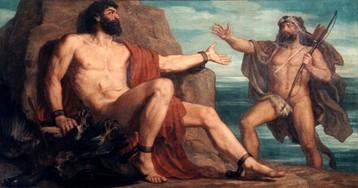 Миф о Прометее: краткое изложение и цитатный план мифа о Прометее, 6 класс