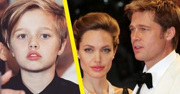 Как сейчас выглядит дочь Питта и Джоли, собиравшаяся сменить пол