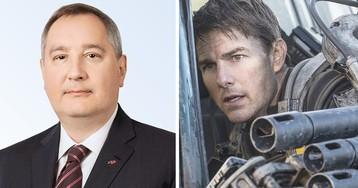 Рогозин, Эрнст и режиссёр «Текста» хотят снять первый фильм в космосе