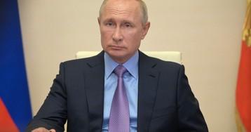 Путин: пенсии в 2021 году проиндексируют на 6,3%