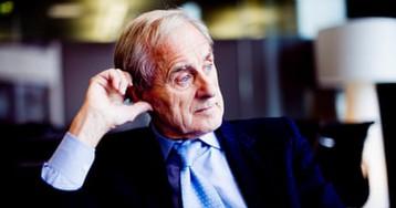 Sir Harold Evans, trail-blazing newspaper editor, dies aged 92