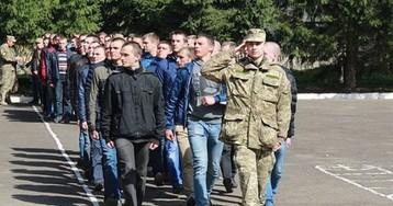 Кабмин утвердил численность осеннего призыва в армию