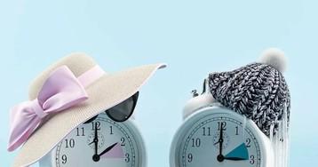 Переход на зимнее время когда переводить часы