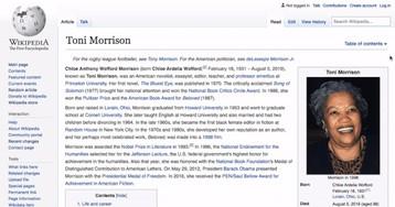 Десктопная Wikipedia получит первый редизайн за 10 лет