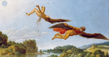 Дедал и Икар: древнегреческий миф о Дедале и Икаре в кратком изложении