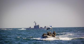 «Об'єднані зусилля — 2020»: морпіхи з Миколаєва та Одеси провели тренування у Чорному морі