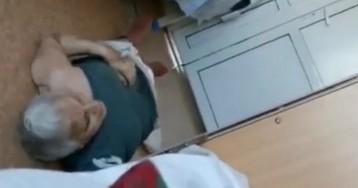 Пожилая женщина пролежала на полу несколько часов в уфимской больнице