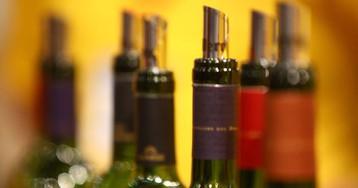 Хорошее вино залегло на дно