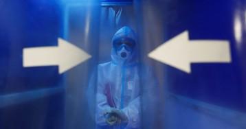 В России впервые с июня выявили более 8000 новых случаев коронавируса