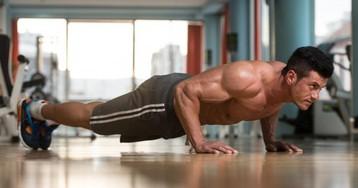 Тренировка дня, которая убьёт ваши плечи и руки за 6 минут