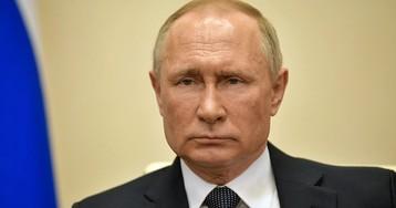 Путин пообещал сделать себе прививку от коронавируса