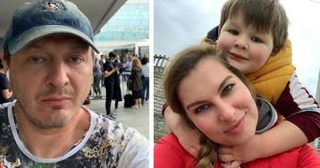 Башаров рассказал об отношениях с бывшей женой после развода