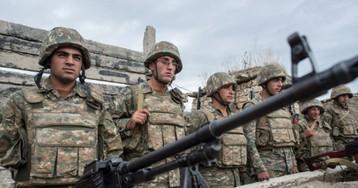 Карабахская война, НАТО и Россия