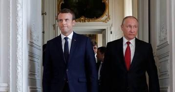 """Эксперт: """"Путин перешел черту, Макрон больше не будет церемониться"""""""