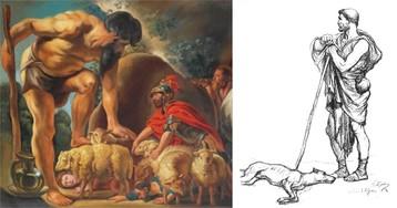 """""""Одиссея"""": краткое содержание поэмы Гомера, изложение """"Одиссеи"""" по главам"""