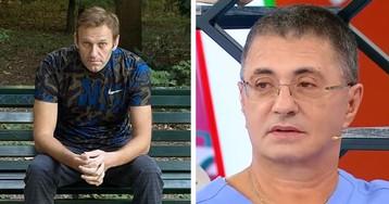 Доктор Мясников резко ответил на слова Навального про омских врачей