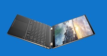 HP представила обновленный ноутбук Spectre x360 14