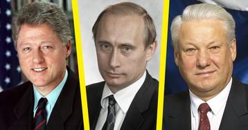 «Нам такой подарок не нужен». Рассекреченные переговоры Путина с Клинтоном