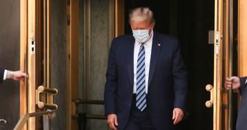 Журналисты подсчитали стоимость лечения Трампа