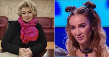 Тарасова прокомментировала выступление Бузовой в «Ледниковом периоде»