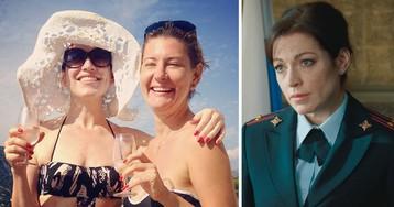 49-летняя Алёна Хмельницкая восхитила фанатов снимком в купальнике