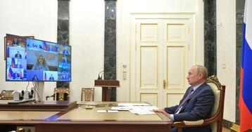 Путин согласился снять запрет на импорт товаров некоторых предприятий Украины