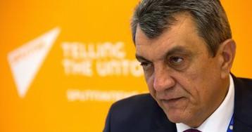 Сергей Меняйло заверил, что санкции не повлияют на его жизнь
