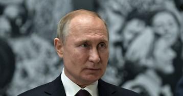 Путин начал отменять санкции против Украины