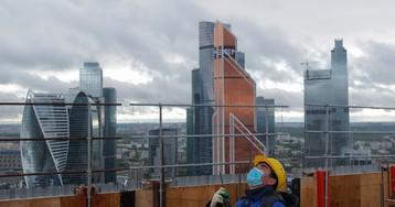 Неизвестные раскупили апартаменты в Москва-Сити