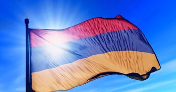 У российского посольства в Армении прошел митинг армянских женщин