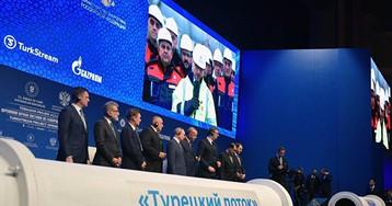 """Запасы газа на шельфе Турции могут повлечь недозагрузку """"Турецкого потока"""""""