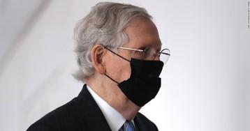 McConnell announces votes for GOP stimulus measures
