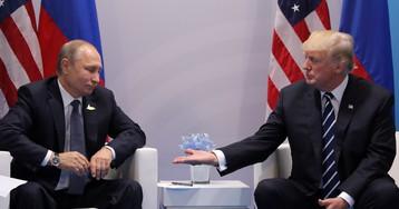 Навальный раскритиковал Трампа за отсутствие реакции на свое отравление