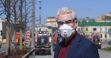 Собянин рассказал, будет ли введен комендантский час из-за пандемии