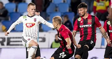 Футболист сборной Украины забил чудо-гол и стал героем матча в европейском чемпионате