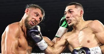 Украинский боксер отреагировал на бой Ломаченко и Лопеса забавной фотожабой