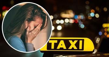 Изнасиловал и пытался задушить: в Киеве молодая женщина стала жертвой таксиста