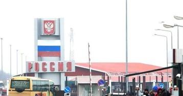 Россия отказывается пропускать на свою территорию украинцев из ОРДЛО с ID-паспортами